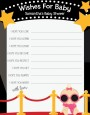 A Star Is Born Hollywood - Baby Shower Wishes For Baby Card thumbnail