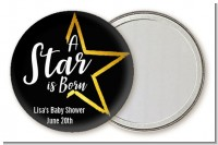 A Star Is Born - Personalized Baby Shower Pocket Mirror Favors