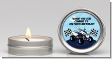 ATV 4 Wheeler Quad - Birthday Party Candle Favors
