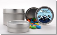 ATV 4 Wheeler Quad - Custom Birthday Party Favor Tins