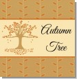 Autumn Tree Bridal Shower Theme thumbnail