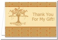 Autumn Tree - Bridal | Wedding Thank You Cards