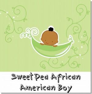 Sweet Pea African American Boy