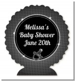 Baby Bling - Personalized Baby Shower Centerpiece Stand