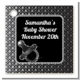 Baby Bling - Personalized Baby Shower Card Stock Favor Tags thumbnail