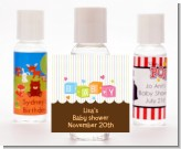 Baby Blocks - Personalized Baby Shower Hand Sanitizers Favors