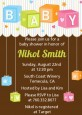 Baby Blocks - Baby Shower Invitations thumbnail
