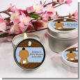 Baby Boy African American - Baby Shower Candle Favors thumbnail