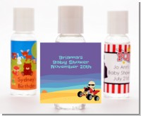 Baby On A Quad - Personalized Baby Shower Hand Sanitizers Favors