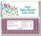 Baby Sprinkle - Personalized Baby Shower Candy Bar Wrappers