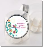 Baby Sprinkle - Personalized Baby Shower Candy Jar