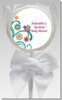 Baby Sprinkle - Personalized Baby Shower Lollipop Favors