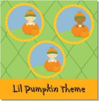 Little Pumpkin Baby Shower Theme