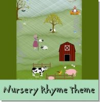 Nursery Rhyme Baby Shower Theme