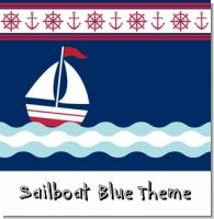 Sailboat Birthday Party Theme