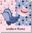 Cowboy / Cowgirl Birthday Party Theme thumbnail