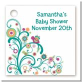 Baby Sprinkle - Personalized Baby Shower Card Stock Favor Tags
