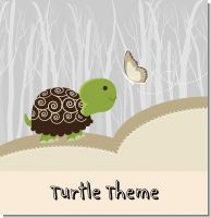 Turtle Birthday Party Theme