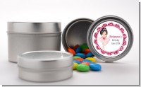 Ballerina - Custom Birthday Party Favor Tins