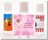 Ballet Dancer - Personalized Birthday Party Hand Sanitizers Favors