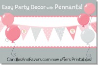 Baby Shower Pennants