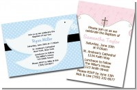 Baptism and Christening Invitations