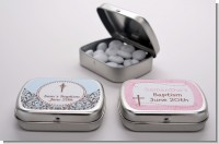 Baptism  Christening Mint Tins
