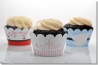 Christening Cupcake Ideas