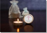 Candle Tins Small Soy Travel Size - Baptism Favors