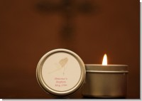 Candle Tins Mini Soy Travel Size Baptism Favors