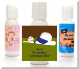 Baseball - Personalized Birthday Party Lotion Favors