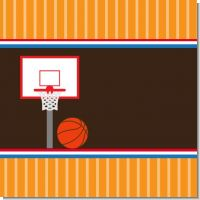 Basketball Birthday Party Theme