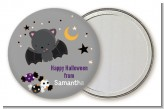 Bat - Personalized Halloween Pocket Mirror Favors