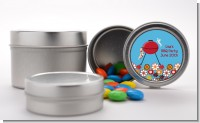 BBQ Grill - Custom Birthday Party Favor Tins