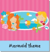 Mermaid Birthday Party Birthday Theme