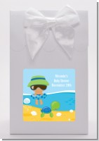 Beach Baby Hispanic Boy - Baby Shower Goodie Bags