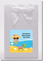Beach Baby Hispanic Girl - Baby Shower Goodie Bags