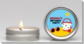 Beach Toys - Birthday Party Candle Favors