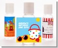 Beach Toys - Personalized Birthday Party Hand Sanitizers Favors thumbnail