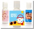 Beach Toys - Personalized Birthday Party Lotion Favors thumbnail