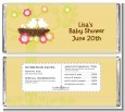 Bird's Nest - Personalized Baby Shower Candy Bar Wrappers thumbnail