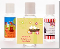 Bird's Nest - Personalized Baby Shower Hand Sanitizers Favors