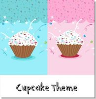 Cupcake Birthday Party Theme