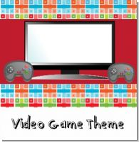 Video Game Time Birthday Party Theme