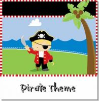 Pirate Birthday Party Theme