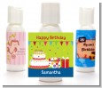 Birthday Cake - Personalized Birthday Party Lotion Favors thumbnail