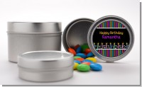 Birthday Wishes - Custom Birthday Party Favor Tins