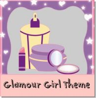 Glamour Girl Birthday Party Theme