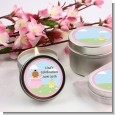 Blooming Baby Girl African American - Baby Shower Candle Favors thumbnail