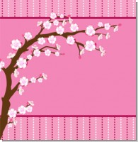 Cherry Blossom Baby Shower Theme
